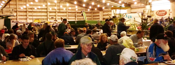 Ag Expo Lunch