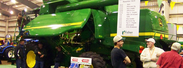 Ag Expo Tractor 2